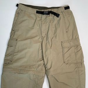 REI Men's Convertible Nylon Hiking Pants Size 32